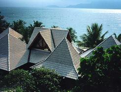 Casa Puternitz, Praia de Feiticeira, Ilha Bela