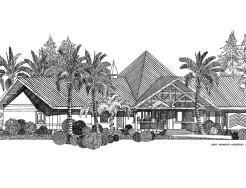 Residencia em Nassau, Bahamas